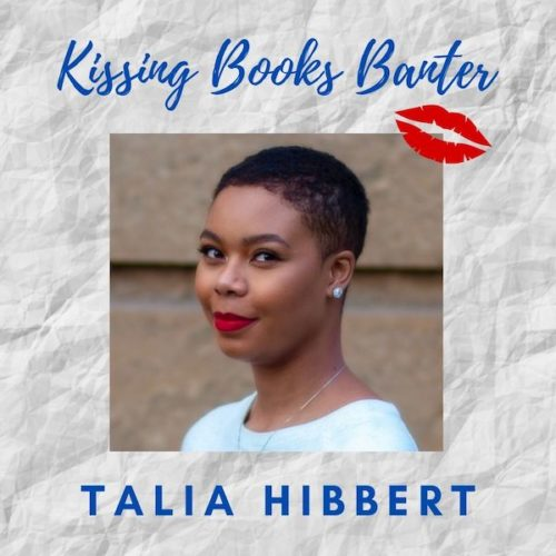 kissing books banter with talia hibbert