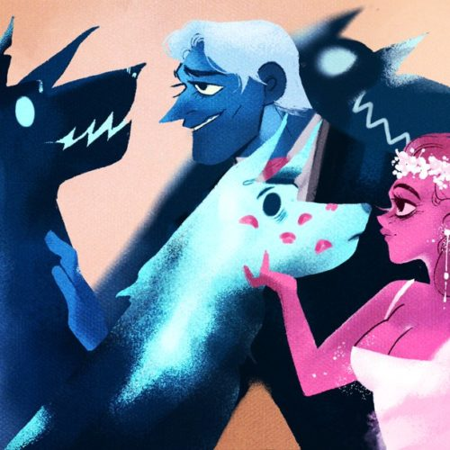 Which character from Rachel Smythe's beloved webtoon Lore Olympus are you? Are you the king of the underworld or the messenger god? Find out here.