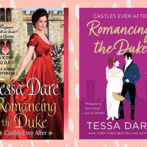 Why Tessa Dare Went Illustrated